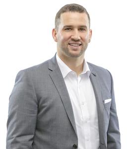 Erik Faucon – Sales Representative
