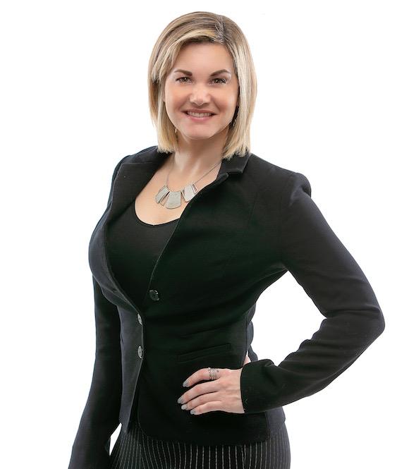 Dominique Côte Maheux – Sales Representative