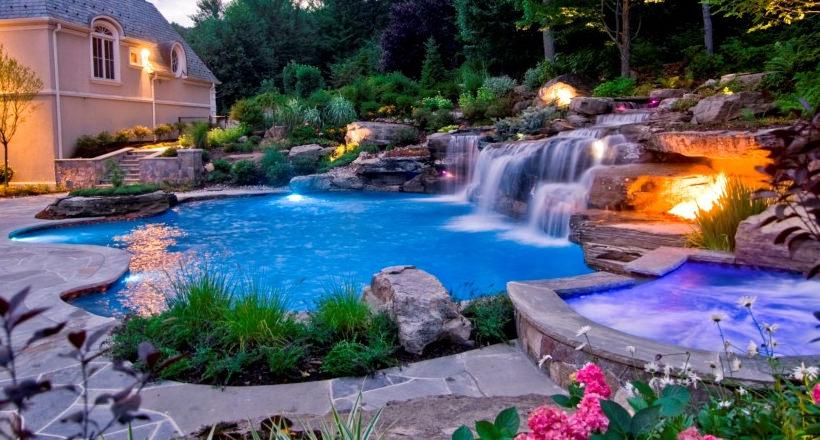 Inground-Backyard-Pool-Design - Pilon Group
