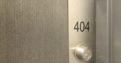 118 HOLMWOOD AVENUE #404